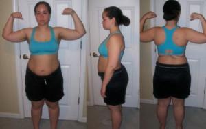 p90x2 results women - 300×187