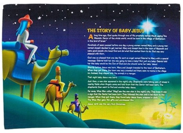 Fight Back Against Liberal Indoctrination From Our Kids With Mike Lindell's Bible Story Pillows