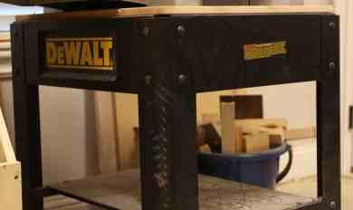 Dewalt Wood Planer Dw734 | Wooden Thing