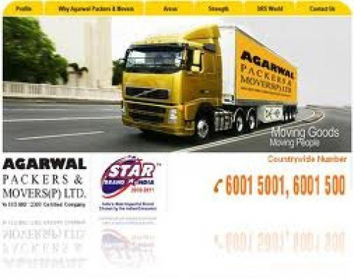 Top Packers Movers India