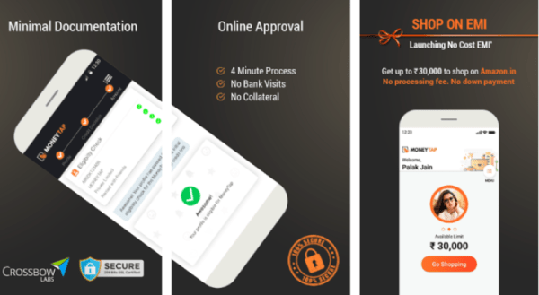 Instant Personal Loan - MoneyTap