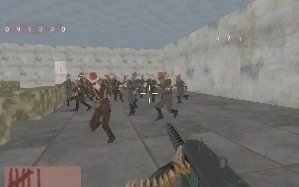 Nazi Zombie Game