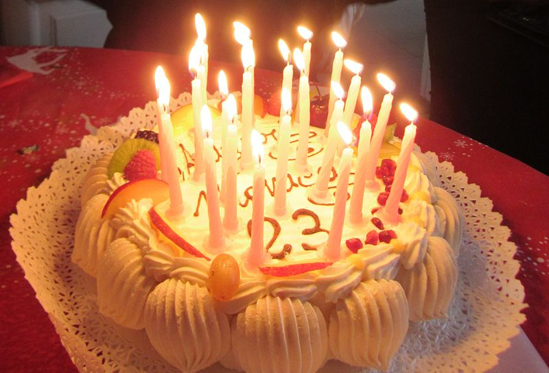 Australia To Ban Kids From Blowing Out Candles On Cakes To