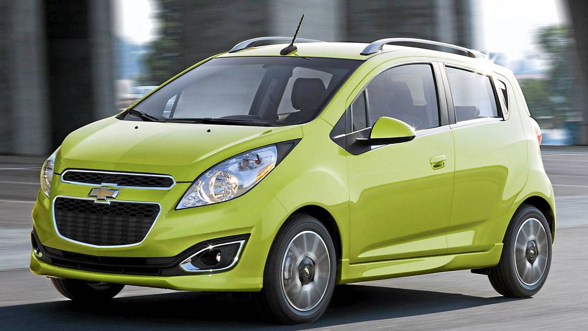 Free Canadian car invoice prices available online   The Globe and Mail 2013 Chevrolet Spark
