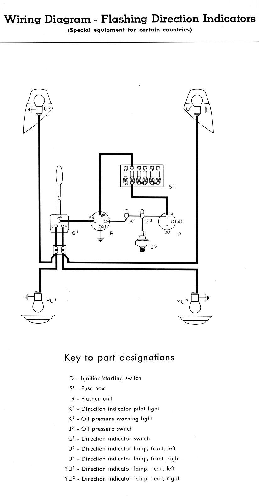 1967 International Pickup Wiring Diagram
