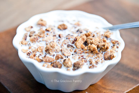 Grape Nuts Cereal Recipe The Gracious Pantry