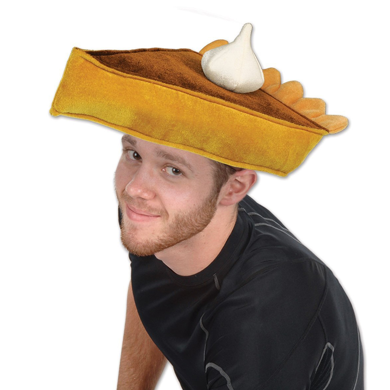 Pumpkin Pie Hat The Green Head
