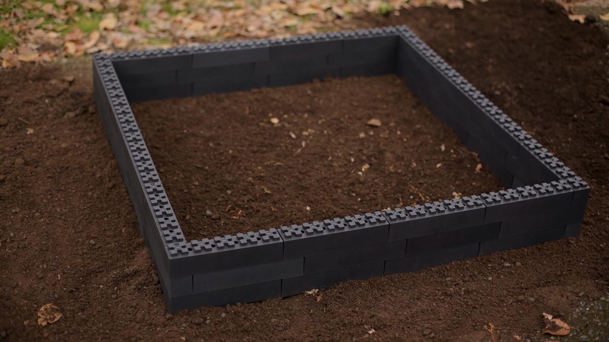 Pvc Raised Garden Box Kit