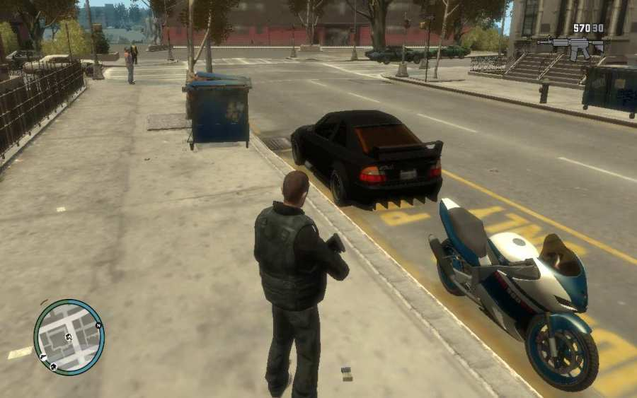 The GTA Place   GTA IV PC 100  Save Game     UPDATED