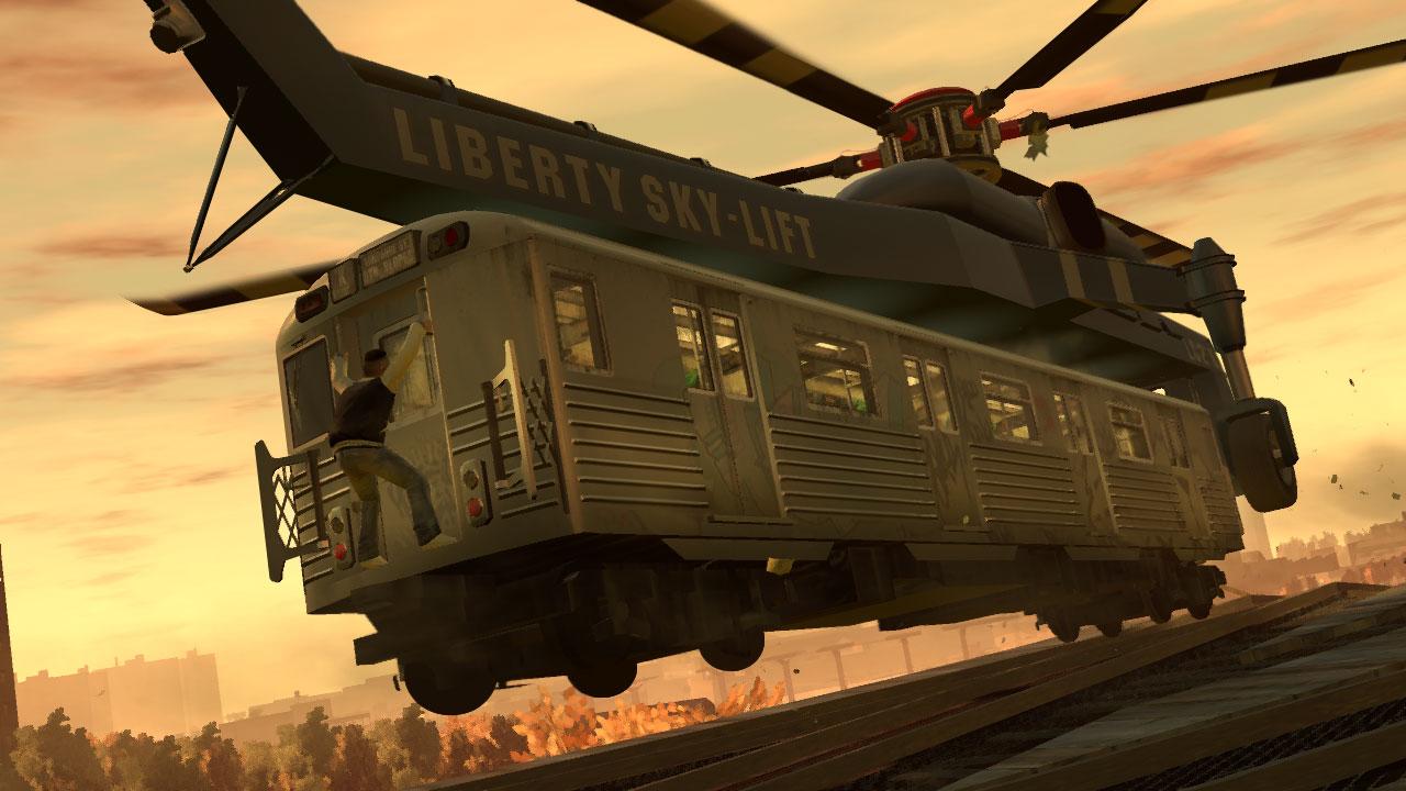 Iv Liberty Gta Gta Map City