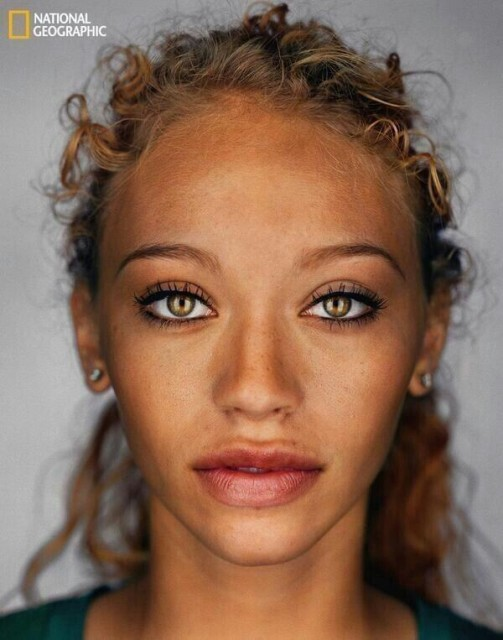 Cancel    What Americans Will Look Like in 2050      The Hairpin So there s this pretty dumb PolicyMic thing up right now showing    the  lovely faces of our nation s multiracial future     The headline     National  Geographic