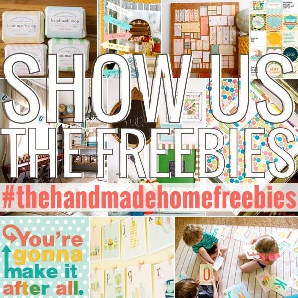 thehandmadehomefreebies