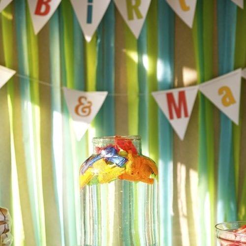 watergun birthday party