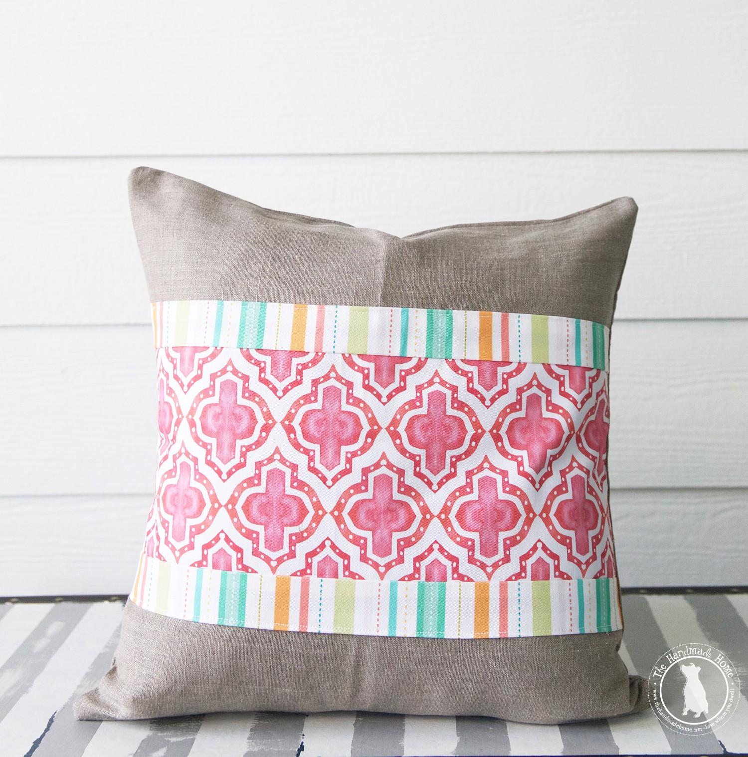 patchwork+pillow