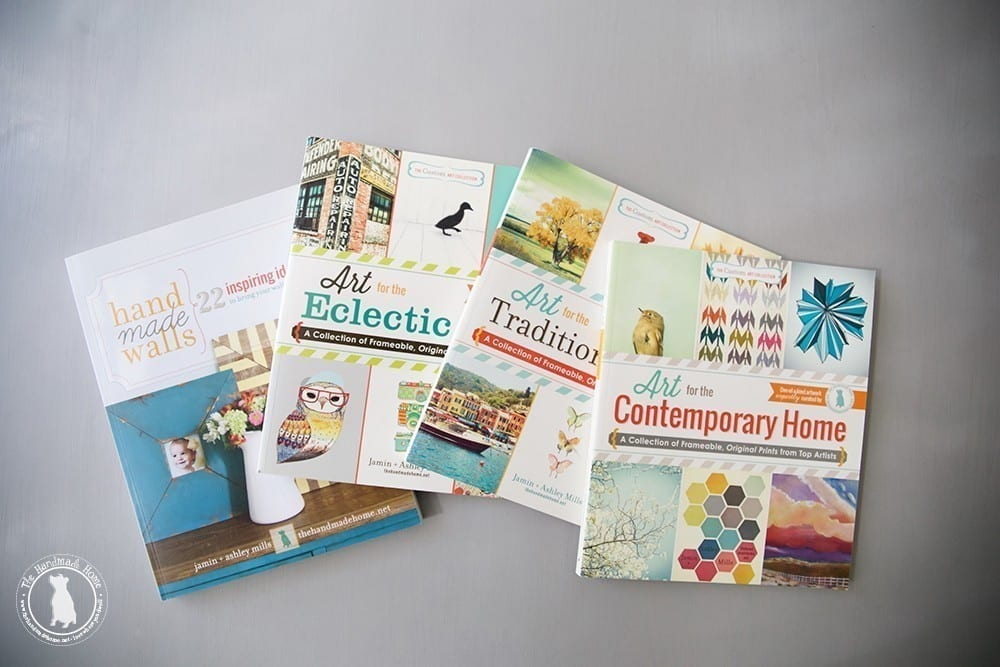 the_handmade_home_books