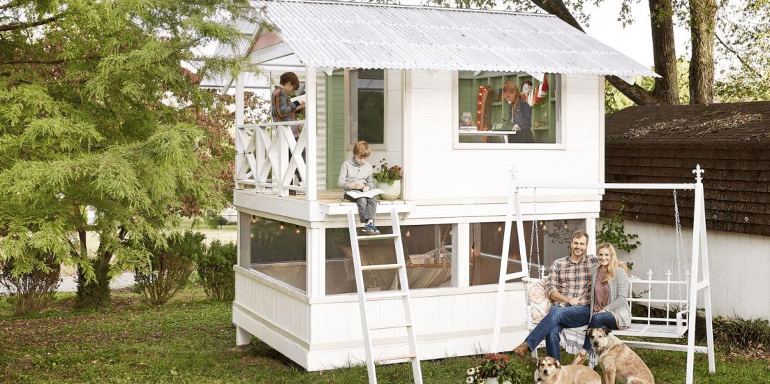 tree house ideas