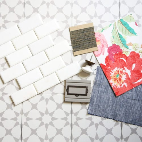 mixing materials in your home – polish it off