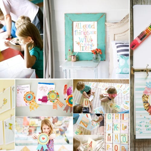 10 free homeschool printables