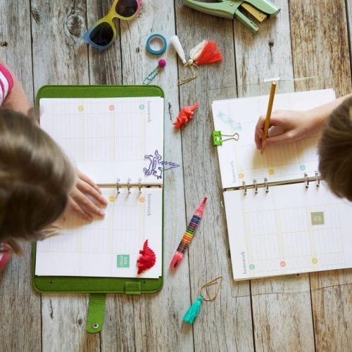 best free homeschooling planner