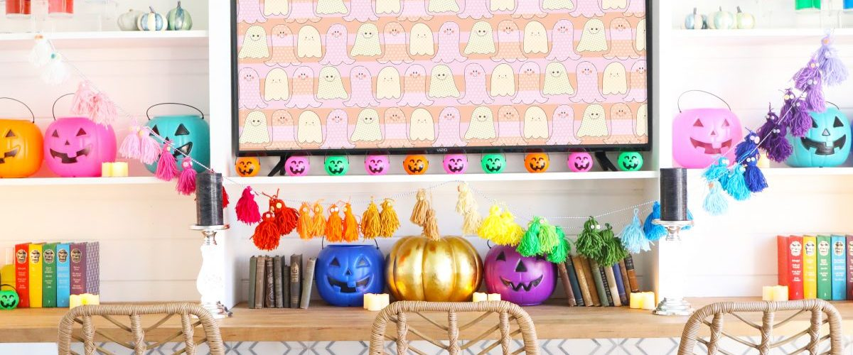 halloween party inspiration and free printables