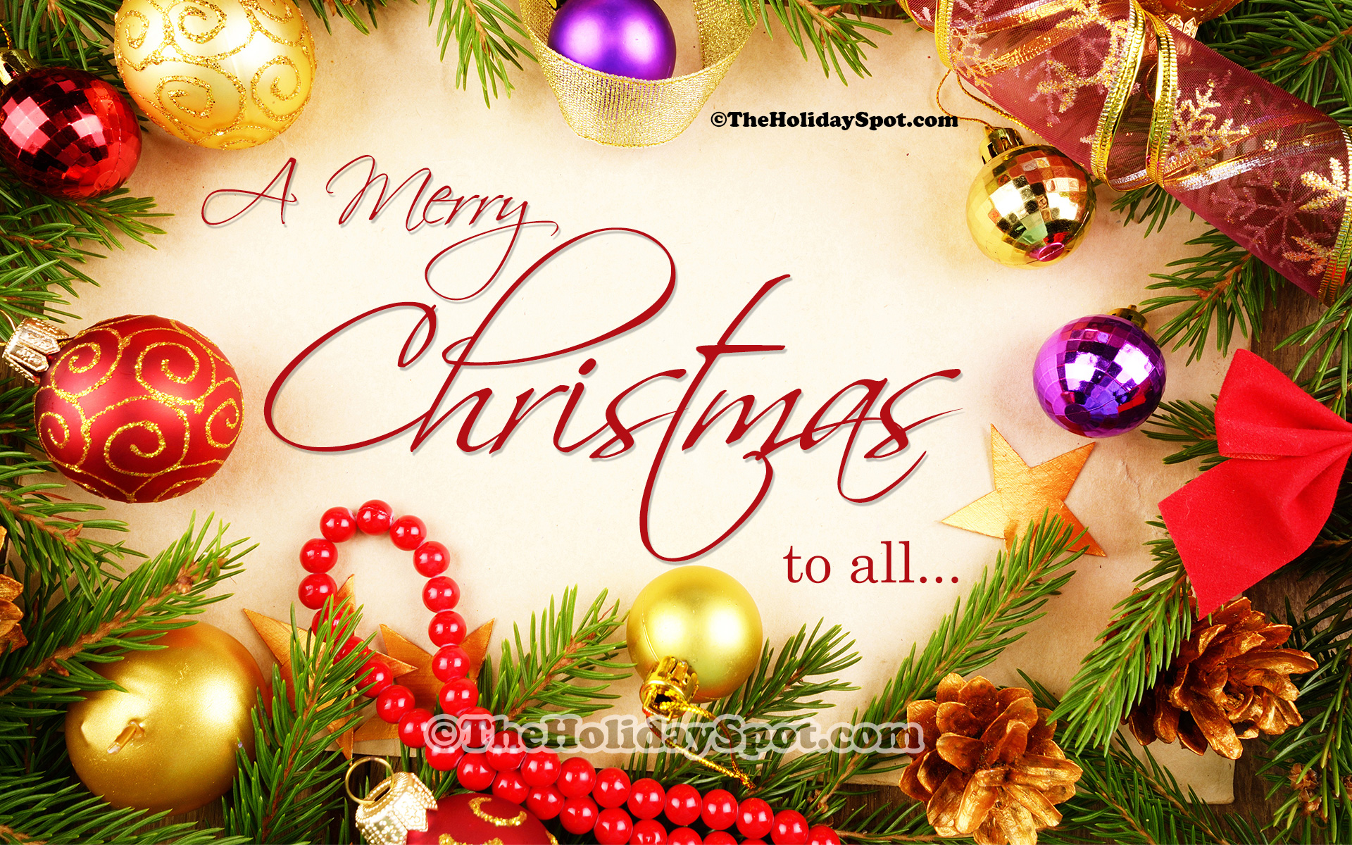 Free Christmas wallpapers   Download HD wallpaper A high resolution Christmas wallpaper of a Christmas Wish