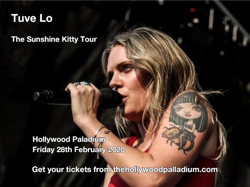 Tove Lo, Sunshine Kitty Tour Tickets | 28th February ...