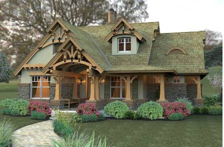 Search for House Plans from The House Designers house plan 2259