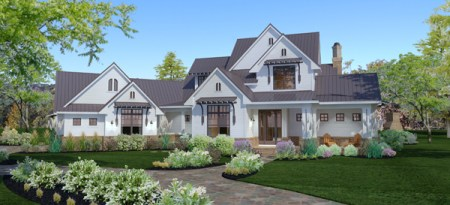 Two Story House Plans   Small 2 story Designs by THD Two Story House Plans