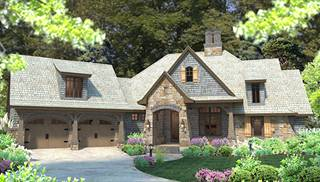 Cottage House Plans   Coastal  Southern Style Home Floor Designs image of Reconnaissante Cottage House Plan