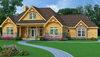 Lake House Plans   Home Designs   The House Designers image of HOLLY HILL House Plan