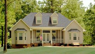 Ranch House Plans Easy to Customize from TheHouseDesigners com image of LEWISBURG RANCH House Plan