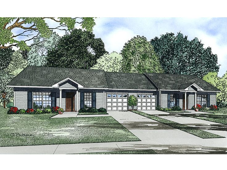 Home Designs Duplex