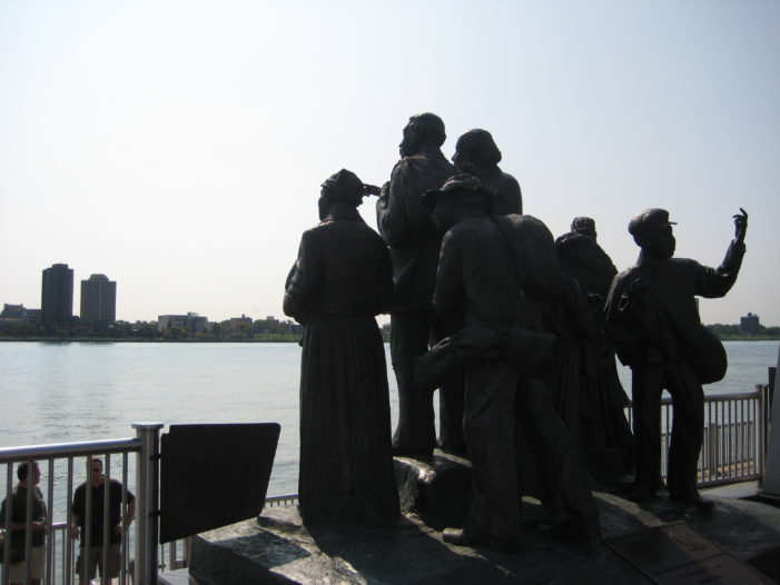 City Tour Detroit Brings Underground Railroad To Life
