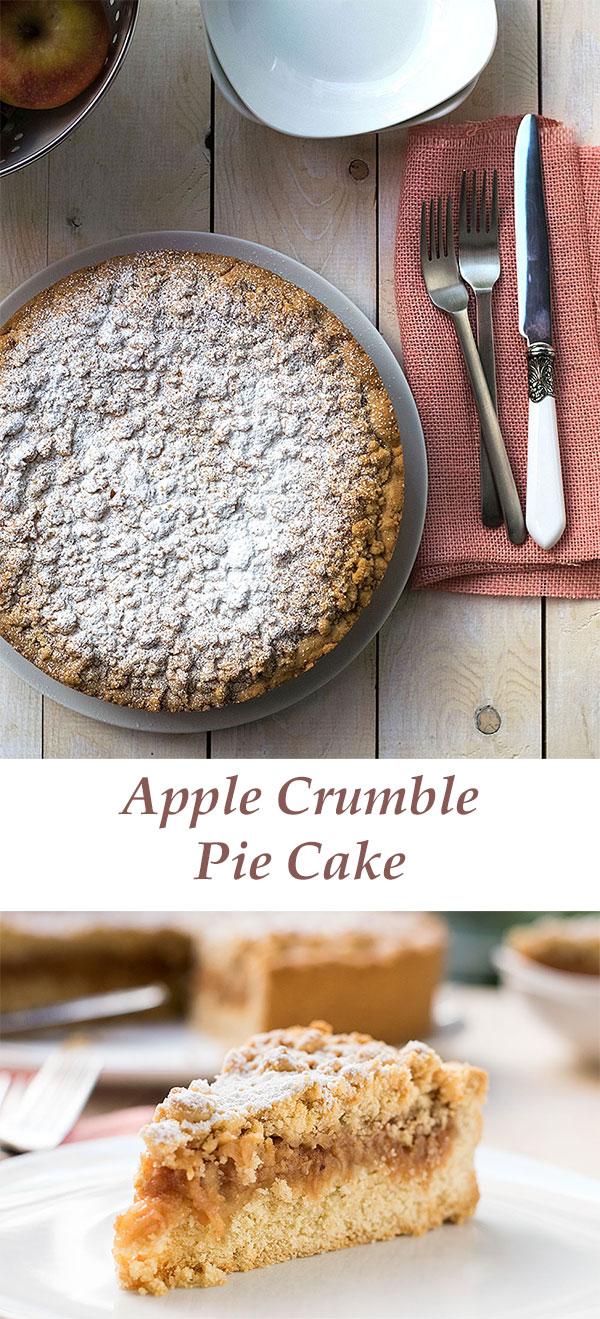 Easy Apple Cake Mix
