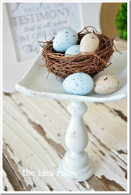 Decorating Easter Home Ideas