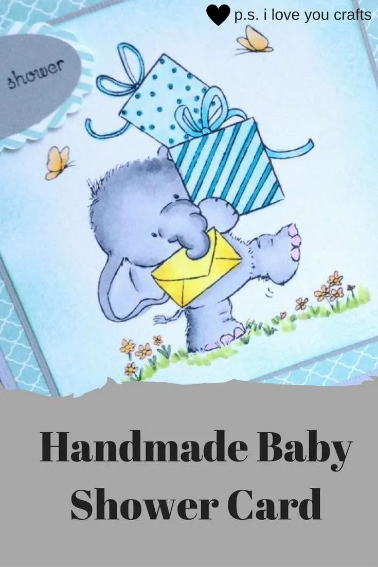 Baby Shower Postcards