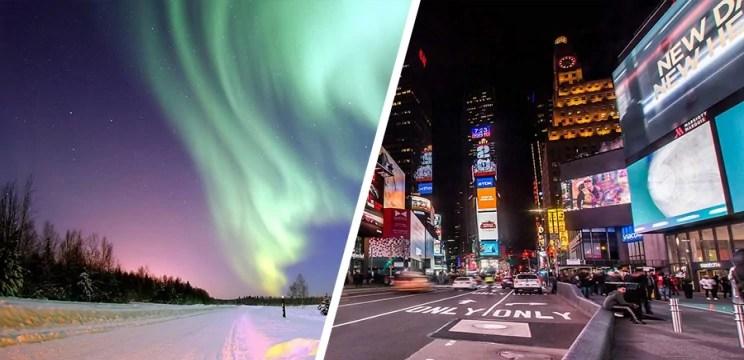 Northern Lights New York
