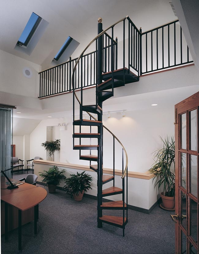 Metal Spiral Staircase Photo Gallery The Iron Shop Spiral Stairs | 9 Foot Spiral Staircase | Stair Railing | Mylen Stairs | Stairway | Stair Parts | Staircase Railings