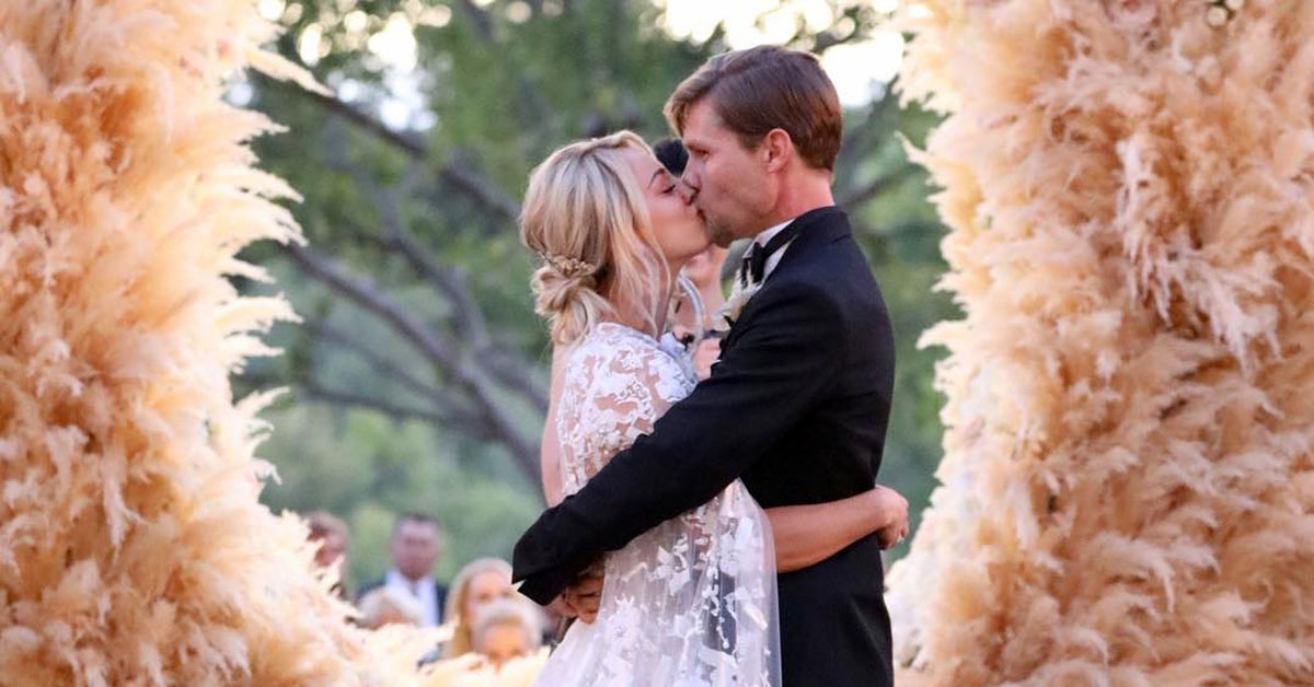 Exclusive  Kaley Cuoco s Wedding Planner on Her  Romantic  Ranch     karl cook
