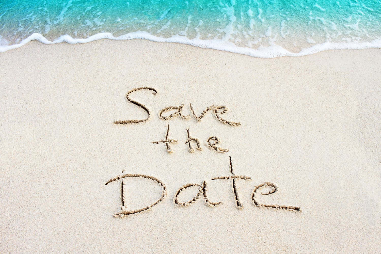 Save Date Party Invitations