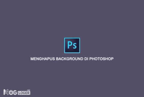 cara menghilangkan background di photoshop dengan rapi