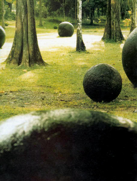 Costa Rica Giant Spheres Stone