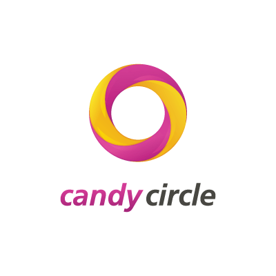 Candy Circle Logo Design Gallery Inspiration Logomix
