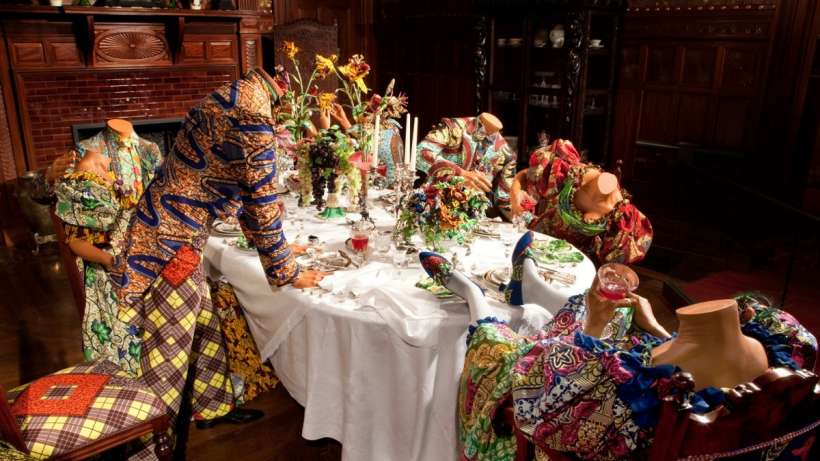 A Tale of Today - Yinka Shonibare CBE | The Magnificent Mile