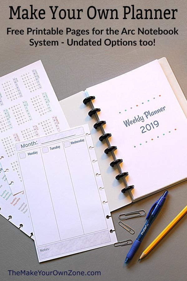 free printables planner # 44