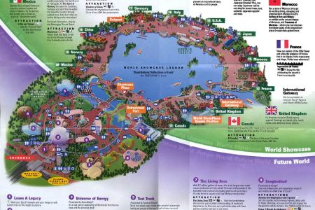 disney world florida map » Full HD MAPS Locations - Another World ...