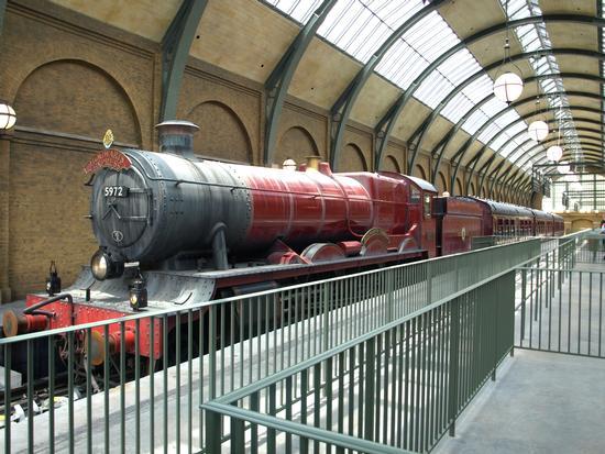 Ride Review: The Hogwarts Express at Universal Orlando Resort
