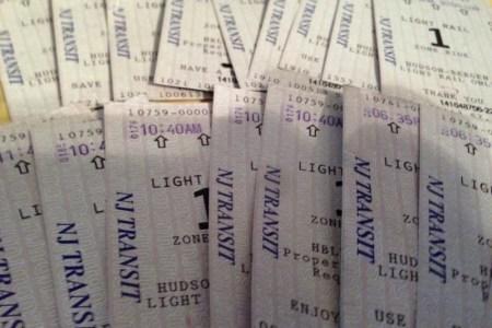 Nj Transit Hudson Bergen Light Rail Monthly Pass   Iron Blog