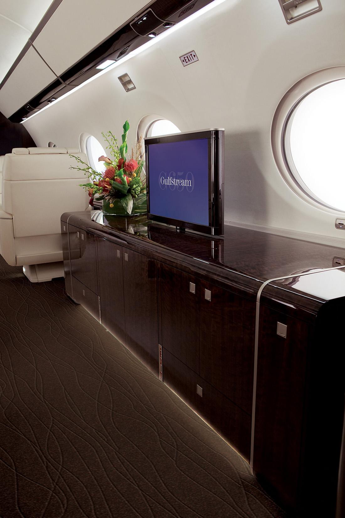 Gulfstream Jet G650er 7