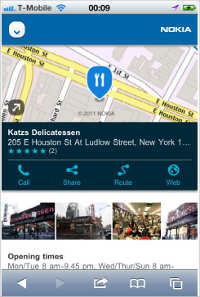 Nokia Maps comes to Android, iOS devices